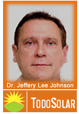 Dr. Jeffery Lee Johnson of ToDo Solar in Mexico