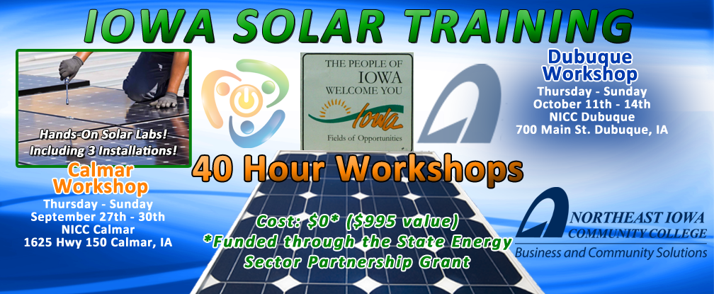 Solar Training Iowa