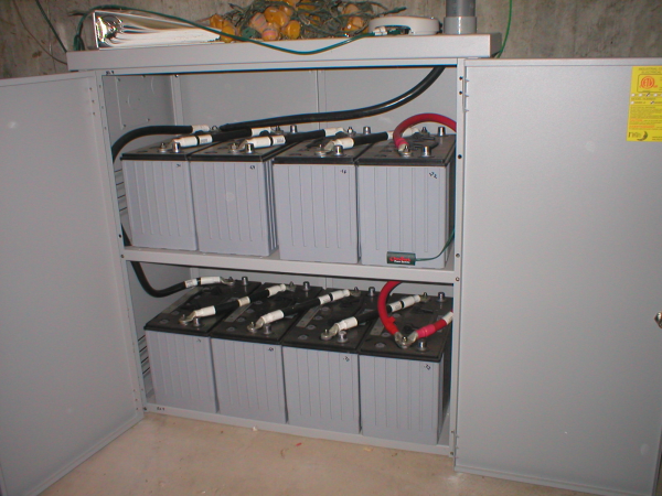 battery back up solar installations