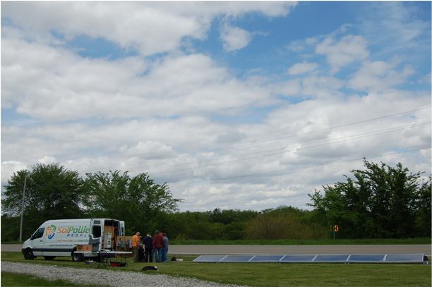 solar mobile training lab