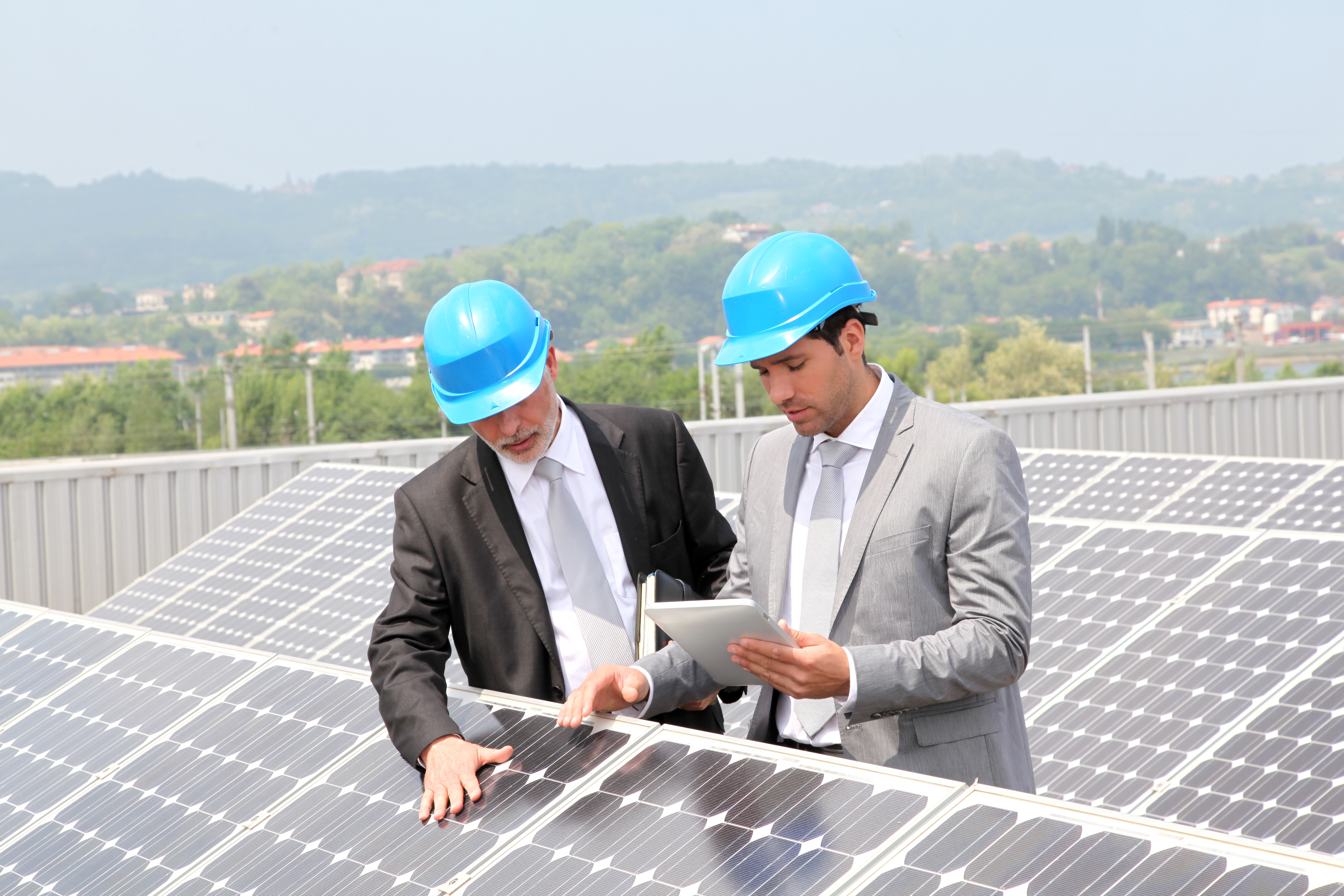 Managing a Photovoltaic Project