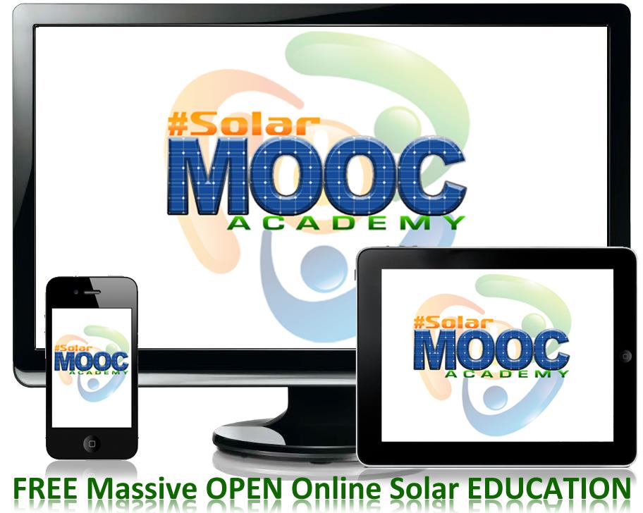 open source solar training